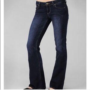 Paige Jeans, laurel canyon bootcut